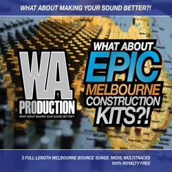 What About: Epic Melbourne Construction Kits